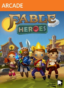 Fable Heroes Cover