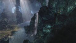 Dankwater Cavern Interior
