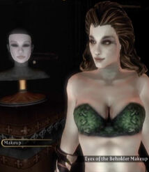 Fable 3 Eyes of the Beholder Makeup