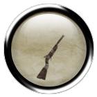 Rusty clockwork rifle