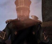 Commander Milton