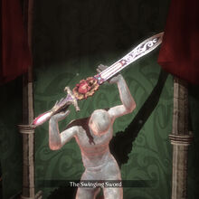 The Swinging Sword