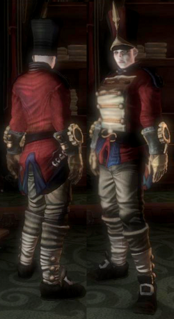 Fable 3 clothing