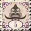 Stamp Ultimate Warrior
