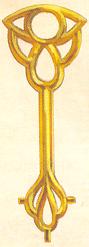 F3 Gold Key