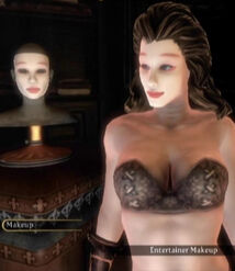 Fable 3 Entertainer Makeup