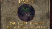 Fable The Lore Behind The Witchwood Arena