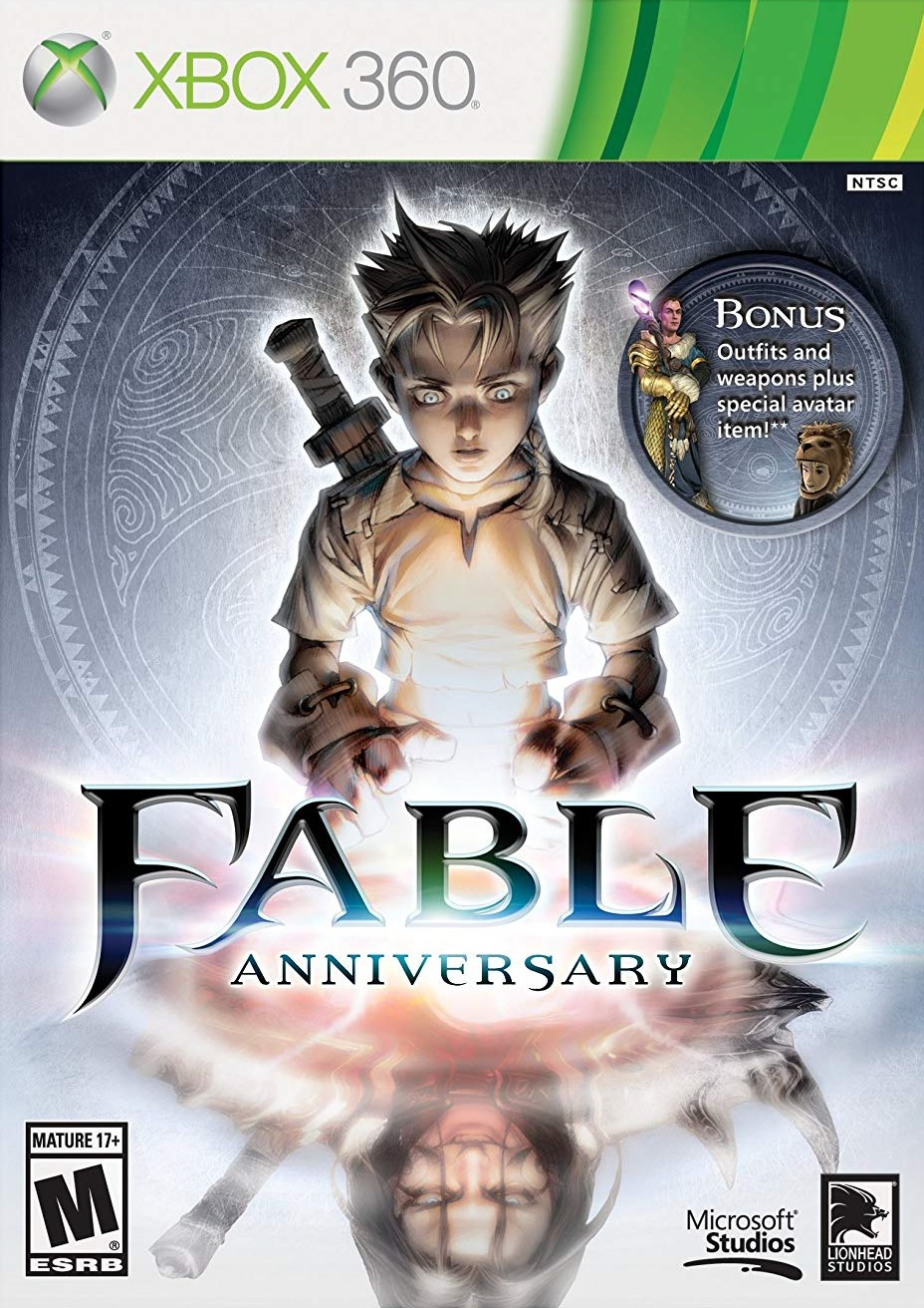 Fable Anniversary | The Fable Wiki | FANDOM powered by Wikia
