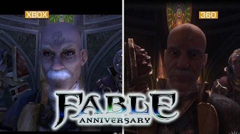 Fable Anniversary - Сравнение графики