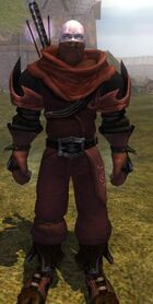 Fire Assassin Outfit