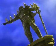 Logan's Statue Small