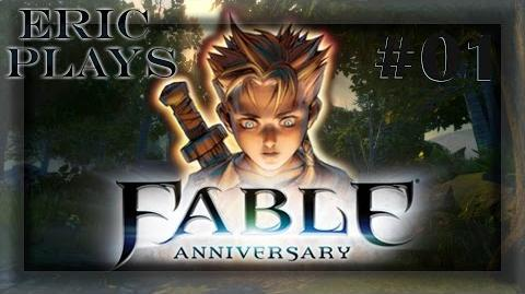 Fable Anniversary 1 Childhood