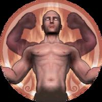 Strength Level Emblem