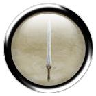 Iron longsword