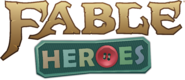 Fable heroes logo final