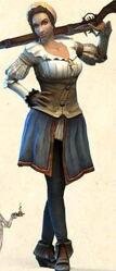 Female Hero of Brightwall