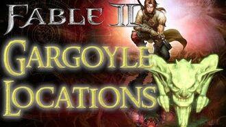 Fable 2 - Gargoyle Locations