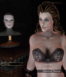 Fable 3 Aristocrat Makeup