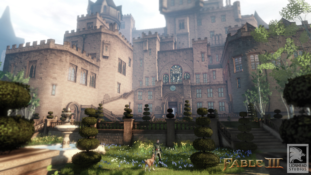 Bowerstone Castle | The Fable Wiki | FANDOM powered by Wikia