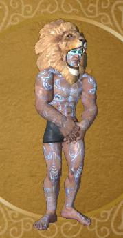 Lionsheadhelmet