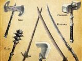 Weapons (Fable II)