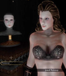 Fable 3 Jewel Makeup