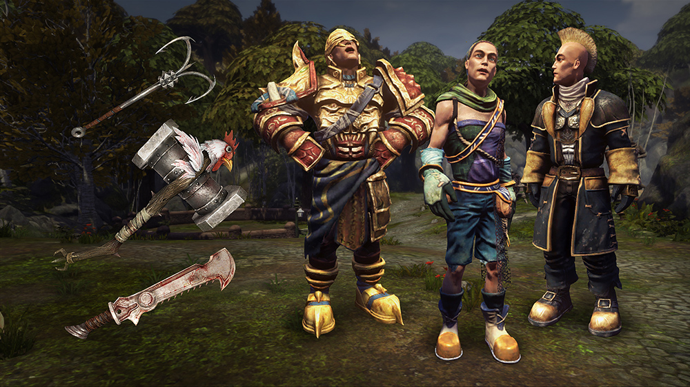 Fable Anniversary Downloadable Content | The Fable Wiki