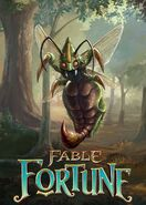 Fable Fortune Wasp Queen