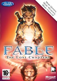 Fable The Lost Chapters обложка