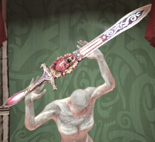 Fable 3 Swinging Sword