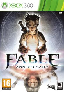 Fable Anniversary Box Art High Res