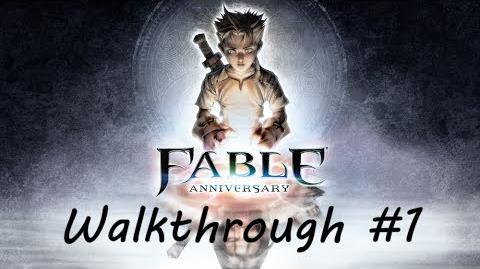 Fable Anniversary Walkthrough 1