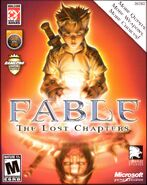 Fable TLC -PC- Box Art High Res