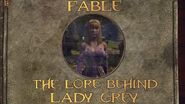 Fable The Lore Behind Lady Grey