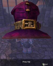 Pimps Hat