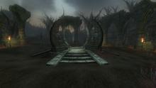 Ancient Cullis Gate