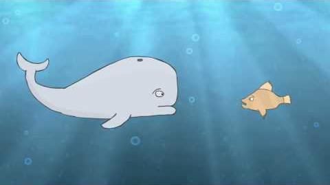 A Depressed Whale