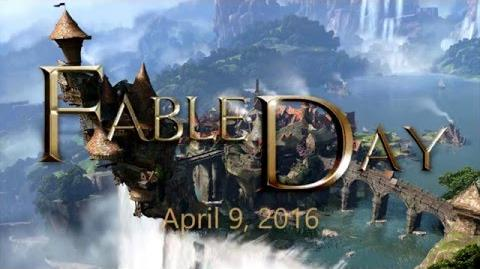 Fable Day Teaser 1
