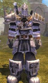 Archon's Battle Armour