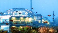 City-under-sea