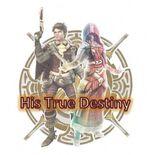 His True Destiny cover