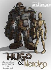 Hugo and Mendigo