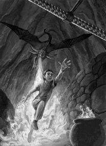 Dragonwatch scepter