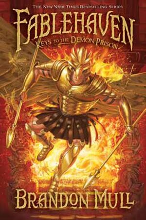 Fablehaven book 5