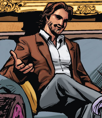 Bigby Wolf (Comic Series) | Fables Wiki | FANDOM powered by