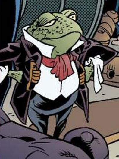 Toad Comic Series Fables Wiki Fandom Powered By Wikia