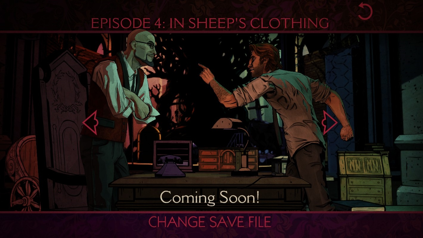 Watch it the wolf episode when sheep comes-4746