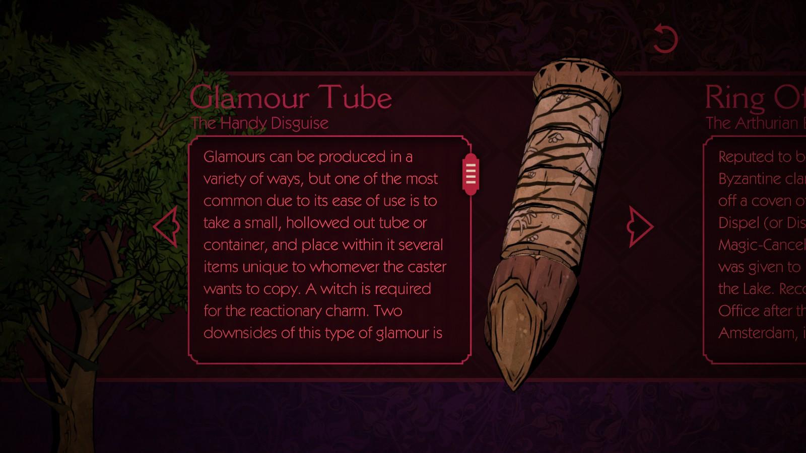 glamore tube