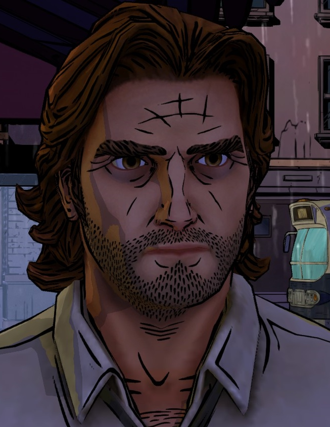 Bigby Wolf Video Game Fables Wiki Fandom Powered By Wikia