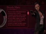 Bloody Mary Gallery